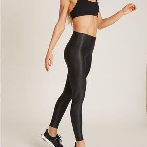 ONZIE • black high waisted sparkly leggings